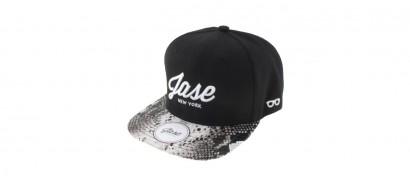 Jase New York Snapback - Snakeskin